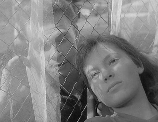 S Luďkem Munzarem v povídkovém filmu Pět z milionu (1959).