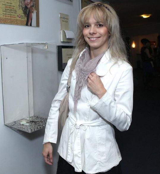 O roli by stála i barmanka z Ordinace Lucie Černíková.