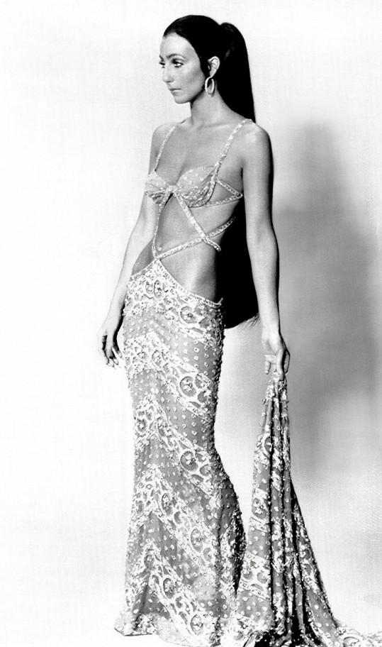 Cher měla odjakživa v oblibě odhalující modely.