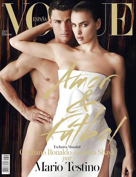 Cristiano Ronaldo a Irina Shayk po rozchodu asi kamarádi nebudou...
