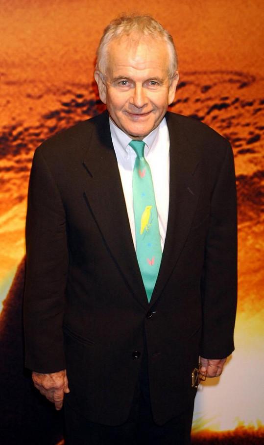 Ian Holm zemřel ve věku 88 let.
