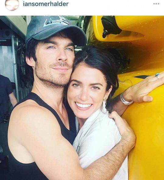 Tvoří opravdu krásný pár.