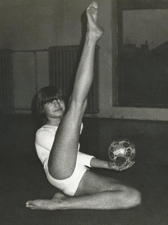 Posuďte sami, jak moc se cvičitelka změnila.