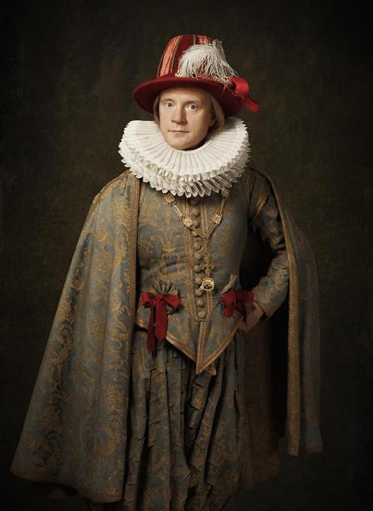 Jan Budař si ve své pohádce Princ Mamánek zahraje hlavní roli.