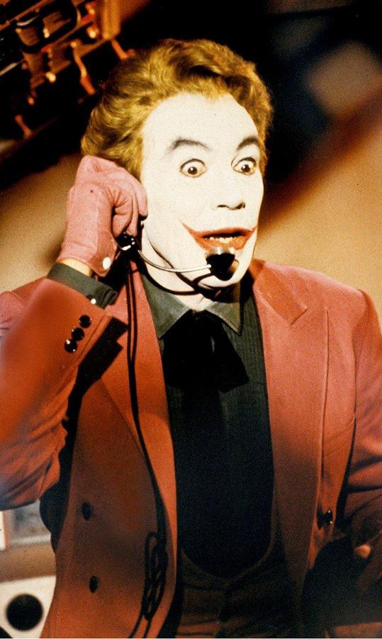 Cesar Romero byl prvním hercem, který ztvárnil Jokera ve filmu.