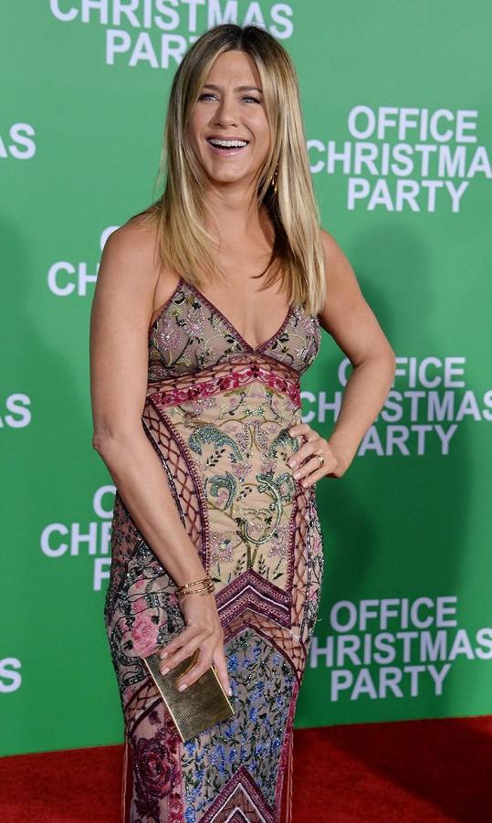 Jennifer bude v 52 letech prateta.