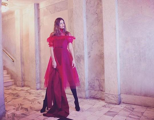 Modelka, známá také pod jménem Paulina Porizkova, s českými tvůrci téměř nespolupracuje.