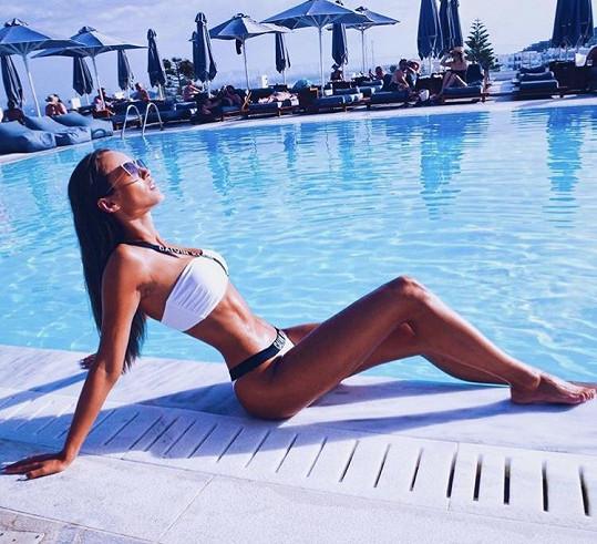 Nikola letos bojovala o titul Česká Miss.