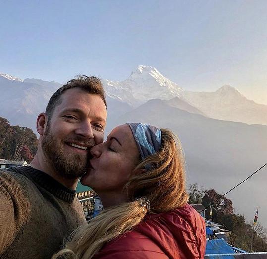Rozhodli se pro výstup na Anapurnu.