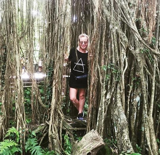 Martina v džungli