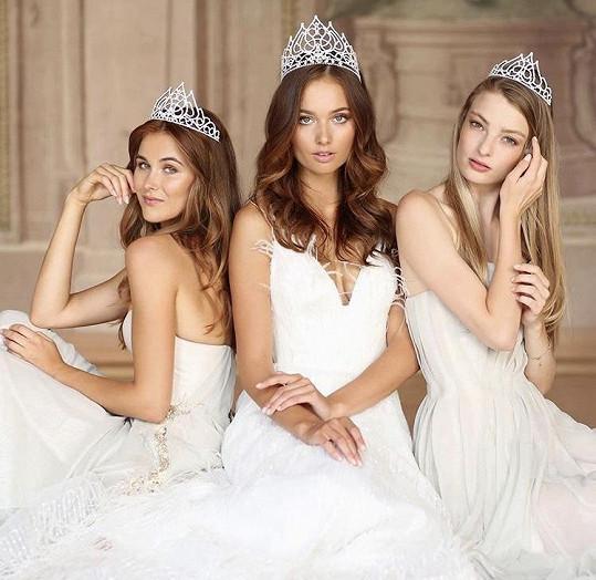 Tři nejkrásnější Češky letošního roku