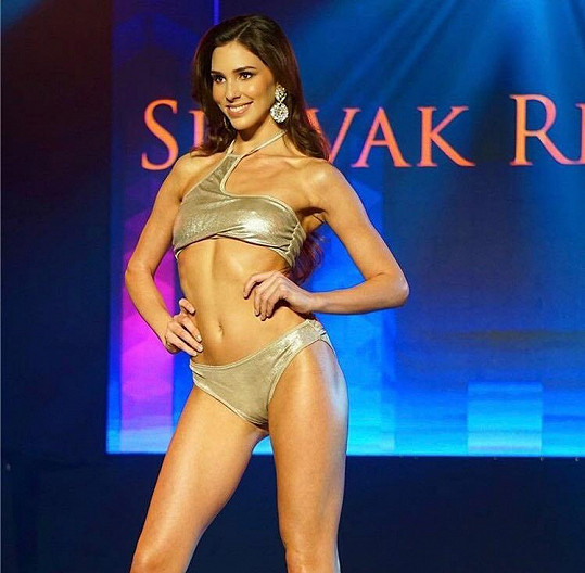 Laura Longauerová je Miss Slovensko 2014.