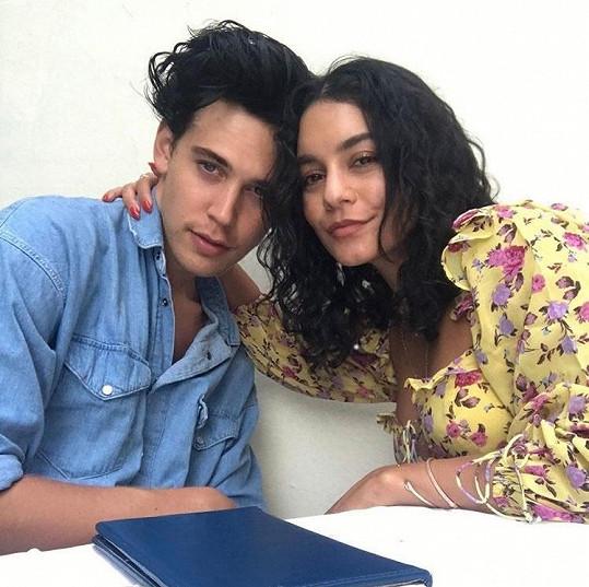 Od roku 2012 chodila Vanessa s hercem Austinem Butlerem. V lednu oznámili rozchod.
