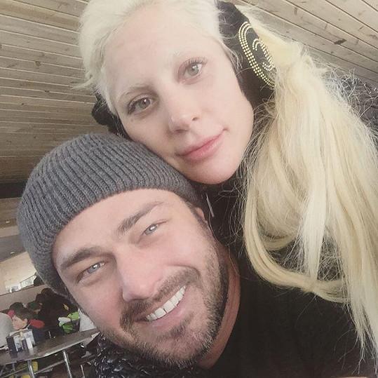 Lady Gaga a Taylor Kinney spolu chodí už pátým rokem.