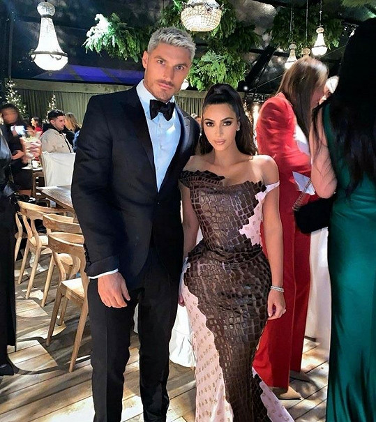 Chris Appleton se svou klientkou číslo jedna Kim Kardashian