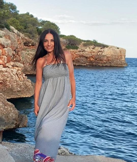 Za dovolenou a obyčejné radosti je herečka vděčná.