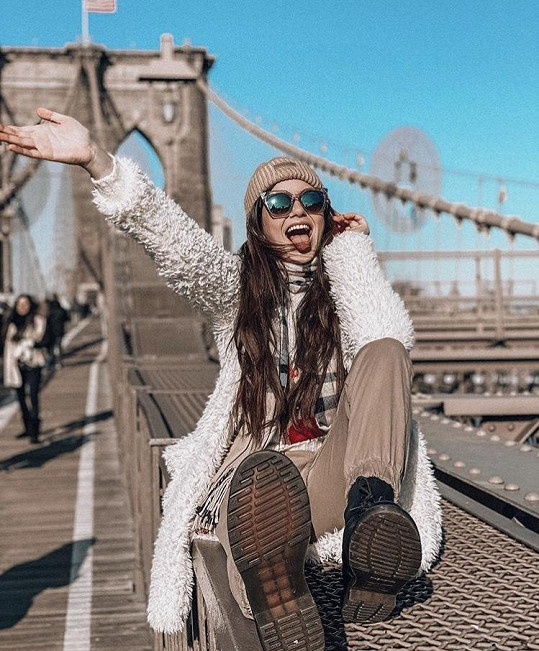 Nelly a Brooklynský most