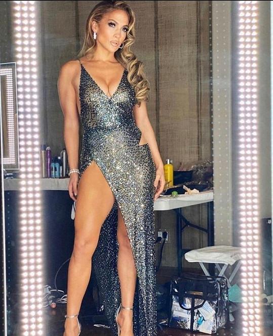 Jennifer Lopez je neskutečná.