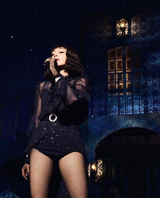 Madonna aktuálně jede své Madame x Tour.