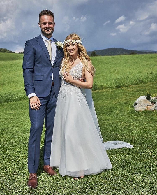 Milanovi a Tereze ze svatební reality show vydržela láska i po natáčení.