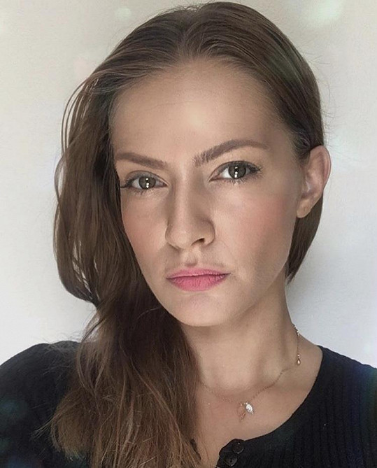 Aktuální foto Šárky Vaňkové.