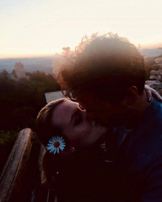 Romantika na zřícenině hradu