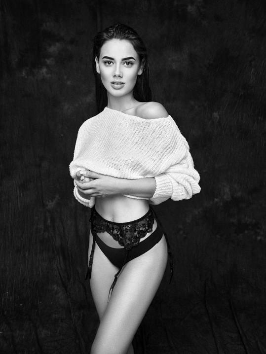 Gabriela Gašpárová si na sexy prádlo potrpí.