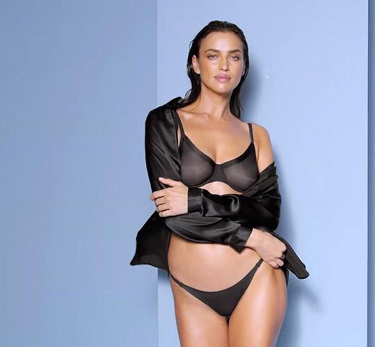 Irina Shayk je neskutečně sexy.