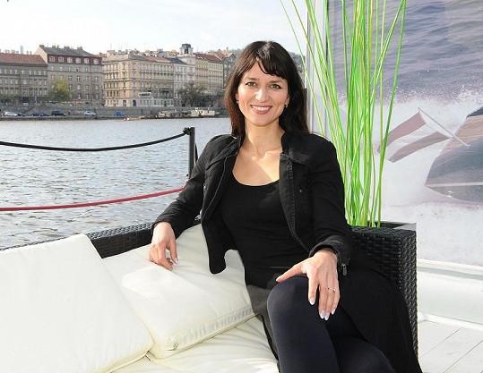 Adéla Gondíková má důvod k úsměvu.