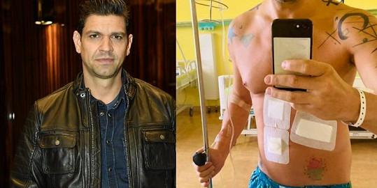 Petr Vojnar má vážné zdravotní problémy.