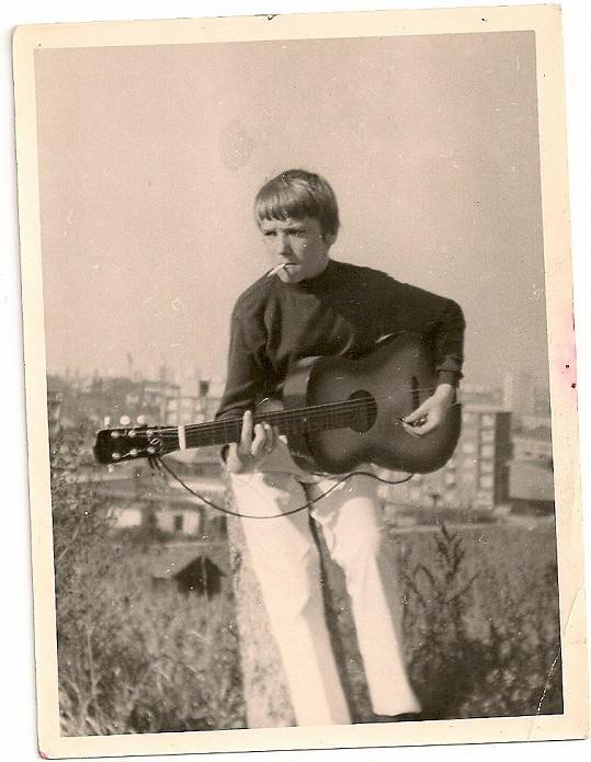 Archivní snímek z roku 1966