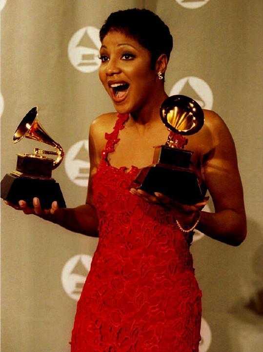 Toni Braxton na počátku kariéry