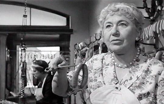 Olga ve filmu Čintamani a podvodník (1964).