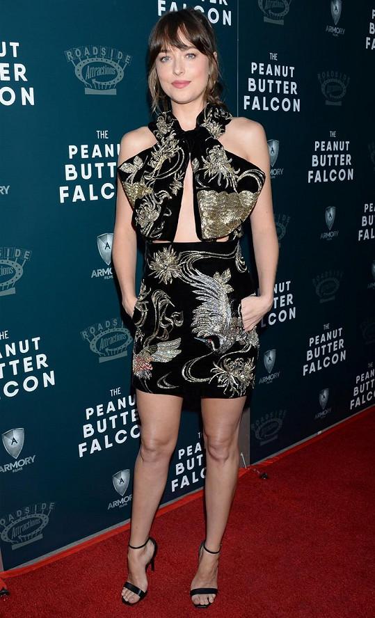 Dakota Johnson promluvila o psychických problémech.
