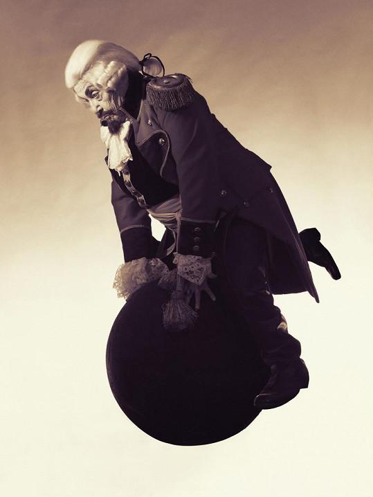 Lilian Malkina jako Baron Prášil