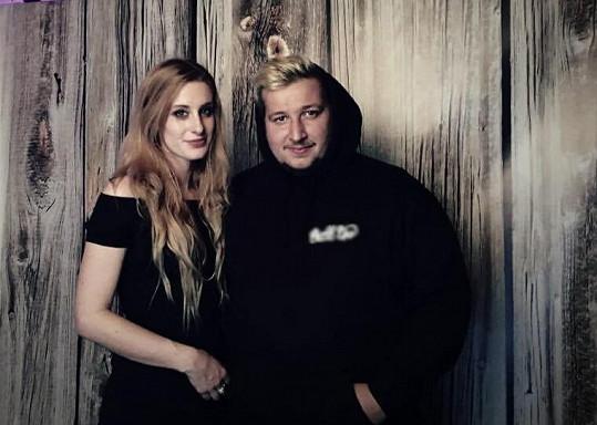 Sabina Křováková a Jakub Děkan