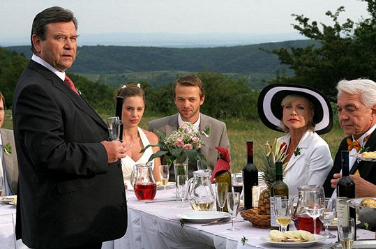 Václav Postránecký ve filmu 2Bobule (2009)