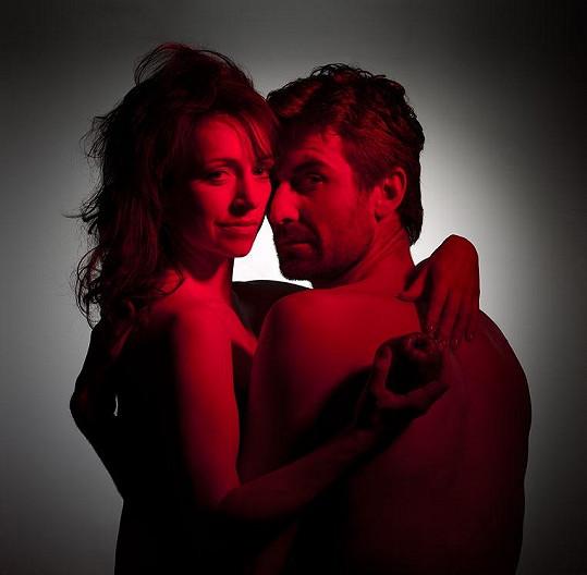 Tatiana Vilhelmová a Roman Zach.