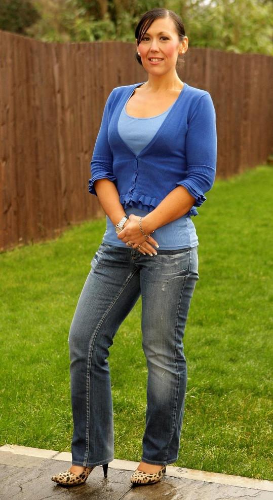 Sarah zhubla přes 70 kilogramů a vypadá báječně.