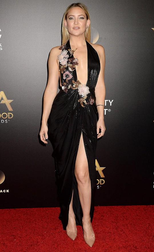 Kate Hudson na udílení Hollywood Film Awards