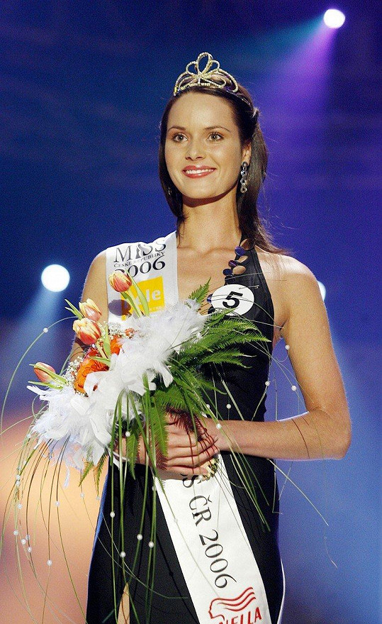 Na Miss ČR tehdy soutěžila i Renáta Czadernová.