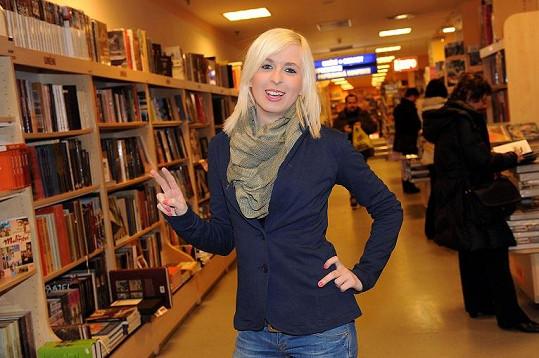 Jiřina Jandová žije u rodičů.