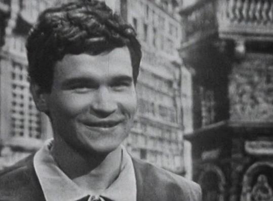 Václav Postránecký ve filmu Traktér u královny Pedauky (1967)