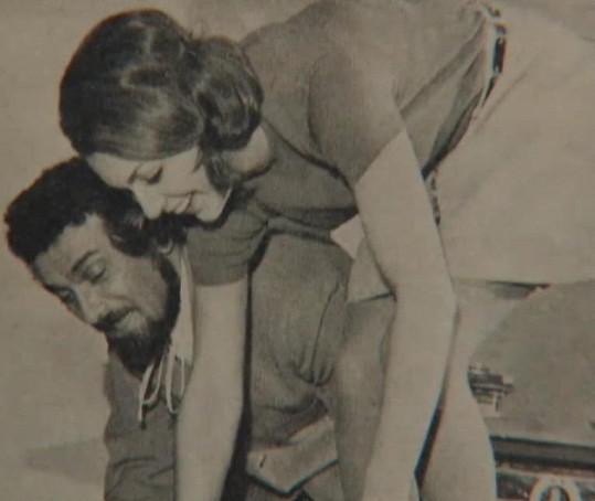 S Waldemarem Matuškou žila Jitka Zelenohorská pět let. Pak přišla na scénu Olga Blechová a lásce byl konec.