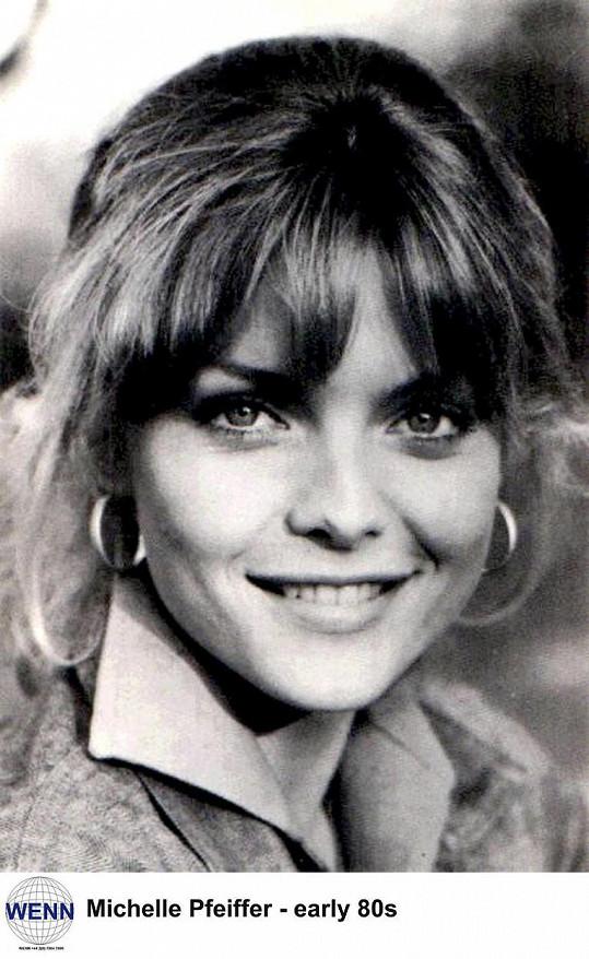 Michelle Pfeiffer v 80. letech