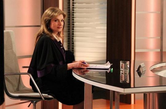 Simona Prasková jako Soudkyně Barbara