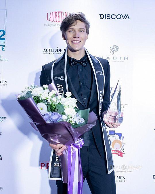 Artur Ország se stal vítězem světové soutěže.