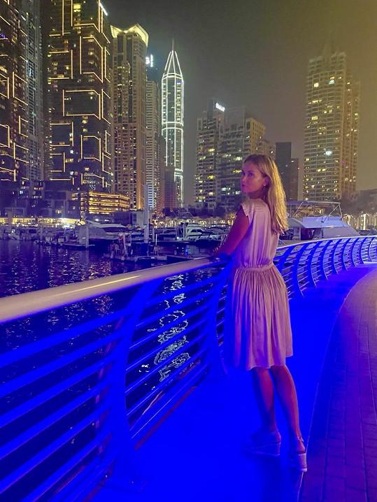 V Dubaji