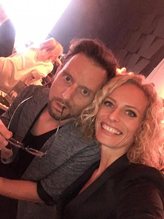 Kristina a Vašek byli čestnými hosty vlasové show Aichi.