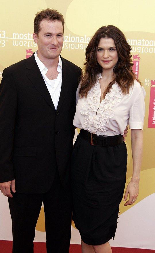 Rachel Weisz a Darren Aronofsky